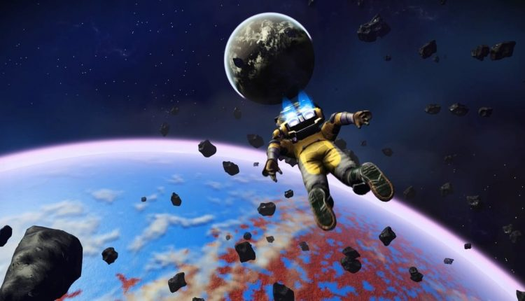 Amazing photos of space as captured in No Man's Sky   Apps News