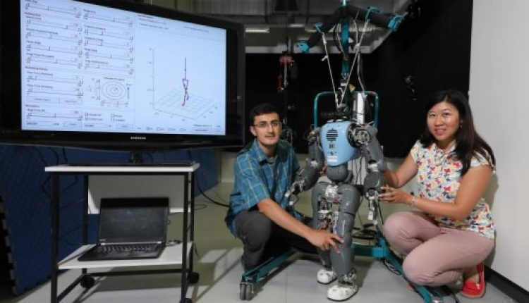 An avatar uses your gait to predict how many calories you will burn | Robotics