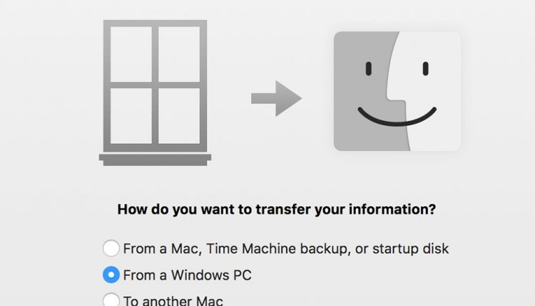 Apple Migration Assistant now pulls more Windows data into macOS | Apps & Software