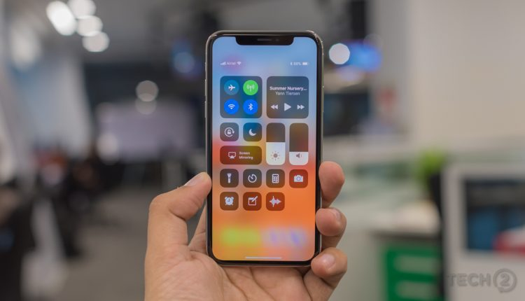 Apple 'iPhone X Plus' details accidentally leaked