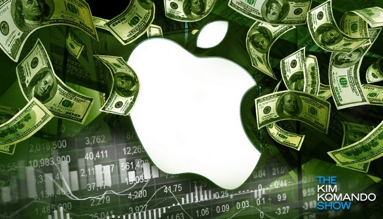 Apple officially becomes the first trillion-dollar U.S. company | Social