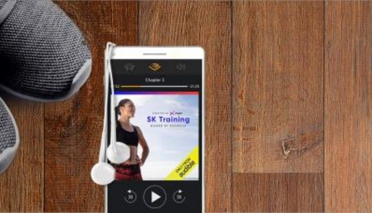 Audible gets guided meditation and workouts courtesy of Aaptiv | Apps