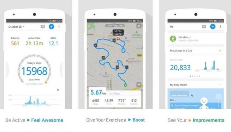 Best Pedometer and Step Counter Apps for iPhone   Tips & Tricks