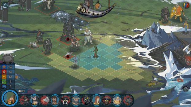 Best iPhone games | Best iPad games: Banner Saga 2