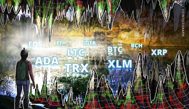 Bitcoin, Ethereum, Ripple, Bitcoin Cash, EOS, Litecoin, Cardano, Stellar, IOTA, TRON: Price Analysis, August 03 | Cryptocurrency