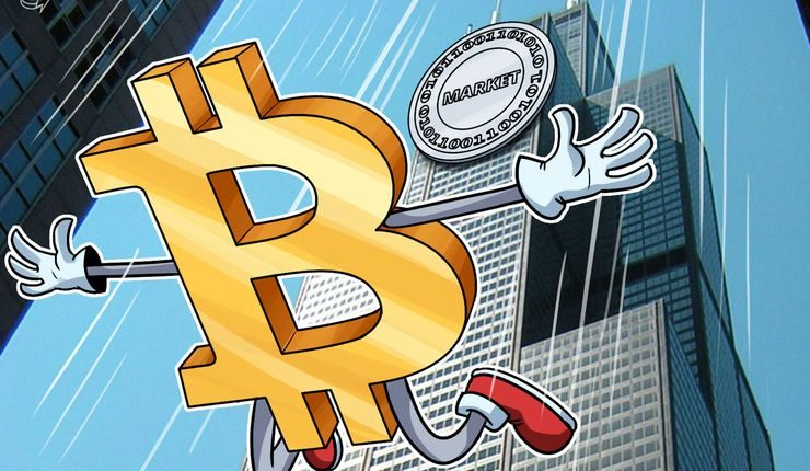 Bitcoin Price Dips Below $7,400 Amid Futures Volatility, Eyes $7,000 Support | Cryptocurrency