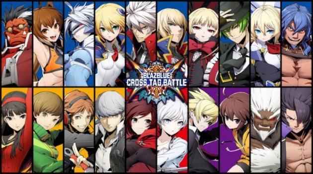 Blazblue: Cross Tag Battle Reveals New DLC Characters | Gaming
