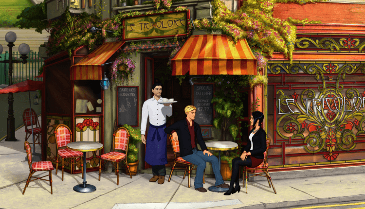 Broken Sword 5 interview: Bringing a classic adventure series to Switch on September 21 | Gaming