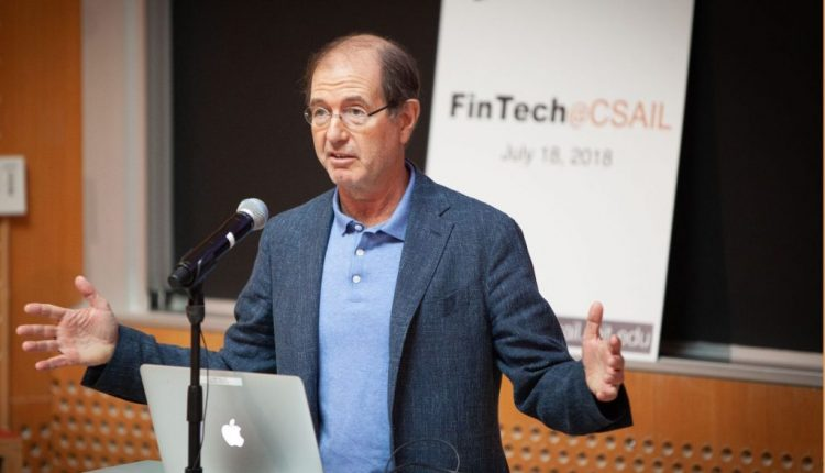 CSAIL launches new initiative for financial technology | Robotics