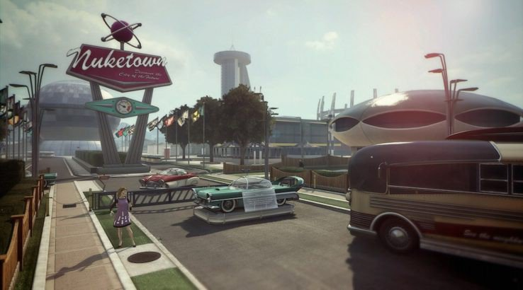Call of Duty Black Ops 4 multiplayer maps Nuketown