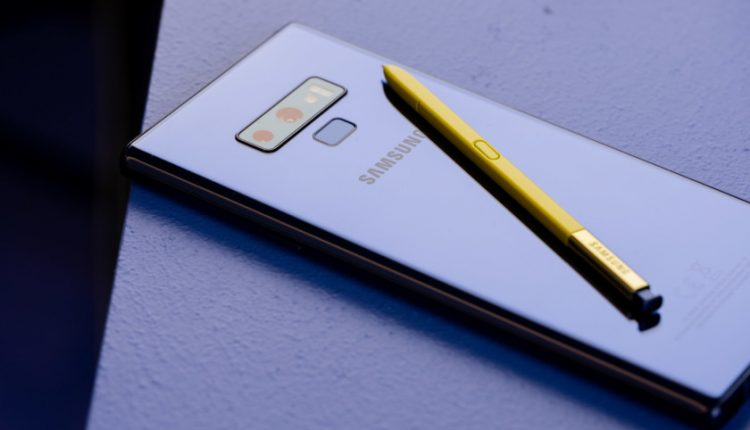 Calling it: The Galaxy Note 9 won't sell as well as the Note 8 | Apps News
