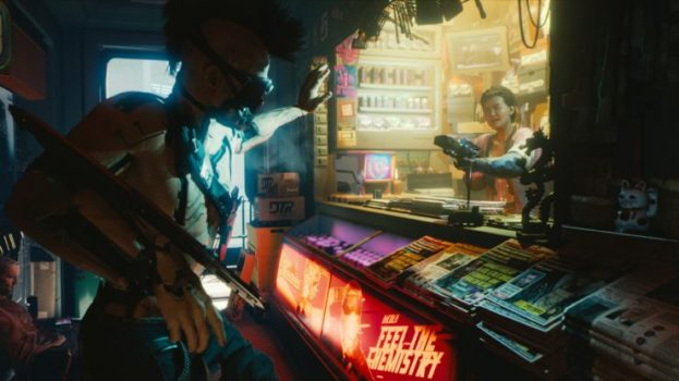 Choices in Cyberpunk 2077 Will Shape V on More Levels Than They Ever Have for Geralt, Says CDPR   Gaming