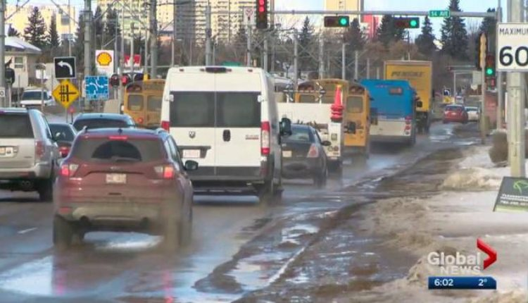 City of Edmonton commits to start using smart traffic signals next year   Artificial intelligence