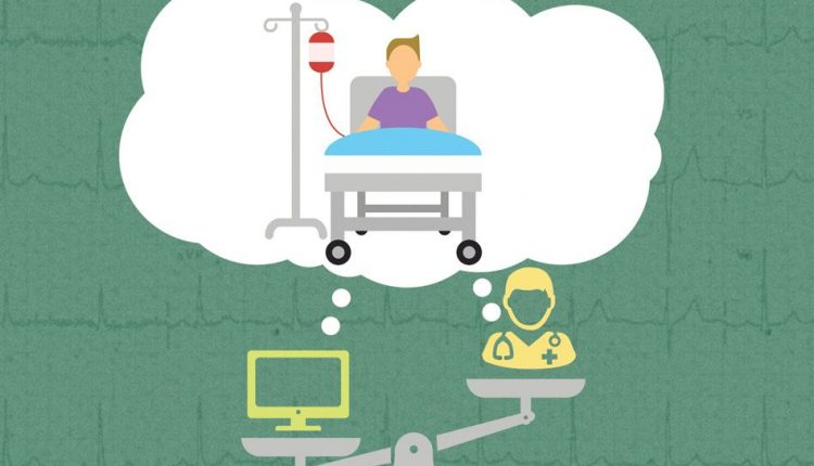 Doctors rely on more than just data for medical decision making   Artificial intelligence