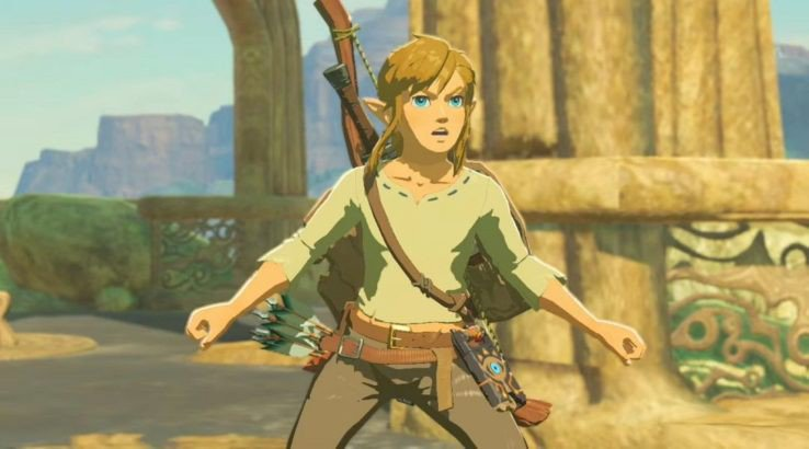 the legend of zelda breath of the wild news channel