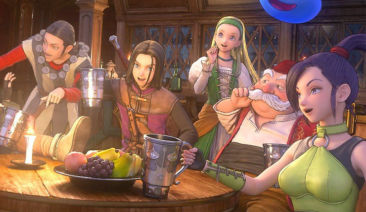 Dragon Quest XI Introduces Your Loyal Companions in an Adventurous Trailer | Gaming 1