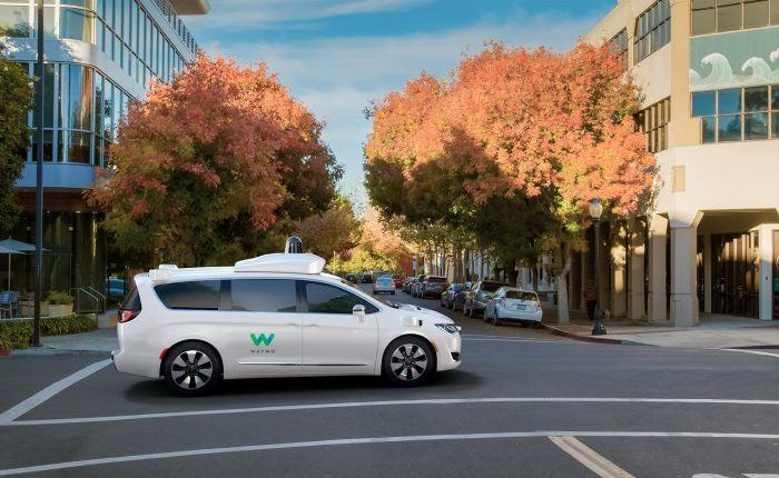 FCA Expands Partnership With Waymo For Greater Autonomous Mobility | Innovation & Feature