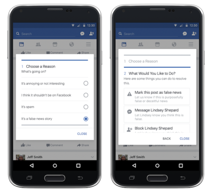 Facebook assigns you a fake-news-flagging trustworthiness score | Social 1
