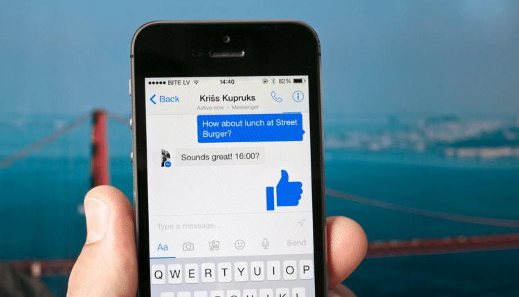 Facebook Messenger is testing new sign-in options which includes Instagram | Top Stories
