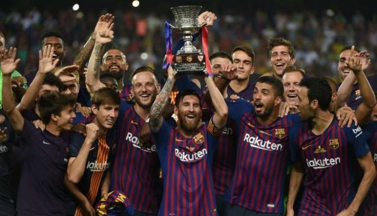 Facebook to broadcast La Liga games for free in Indian subcontinent   Computing
