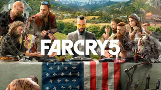 Far Cry 5 Pc Game Full Free Download | Viral