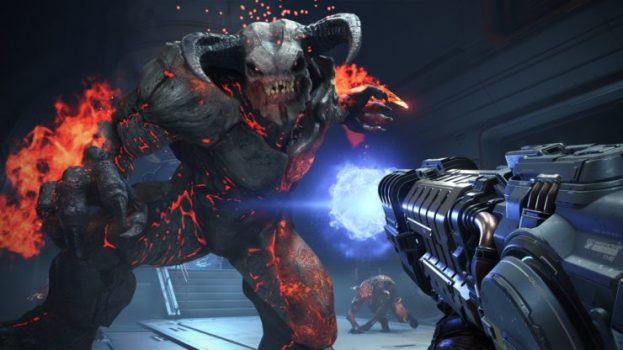 First DOOM Eternal Screenshots and Features Shared After QuakeCon 2018 | Gaming