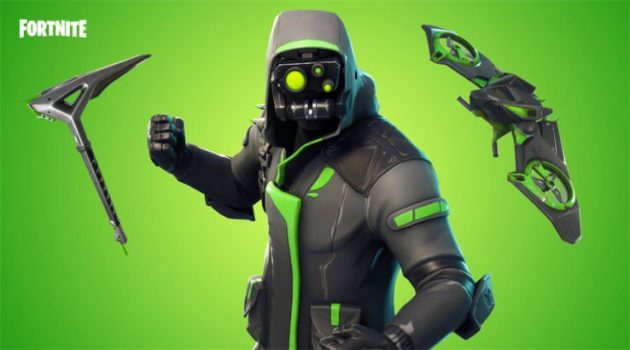 Fortnite: Archetype Skin Not Included in Twitch Prime Pack 3   Gaming