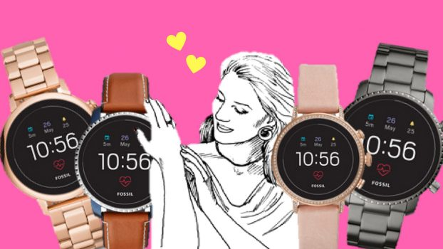 Fossil Q Explorist HR and Fossil Venture HR. Image: Tech2