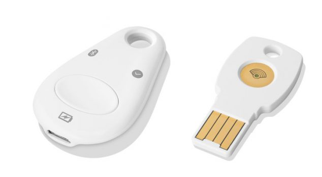 Google takes on Yubico and builds its own hardware security keys | Computing