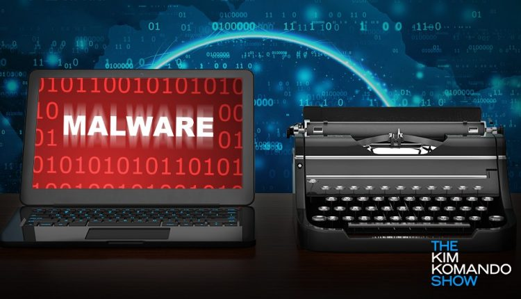Government staff turns to typewriters after malware attack | Social