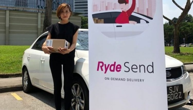 Grab competitor Ryde gets into courier game | Digital Asia