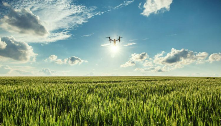 How drones are changing farming in rural Japan | Artificial intelligence