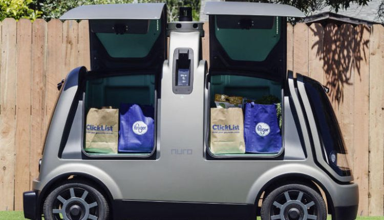 How some Arizona residents can now have an autonomous car deliver their groceries | Innovation