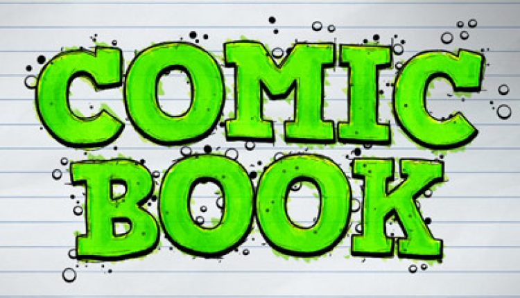How To Create A Comic Book Ink Text Effect In Adobe Photoshop