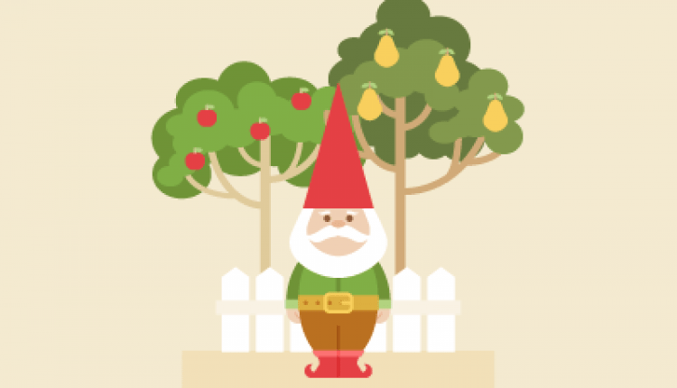 How to Create a Garden Gnome Illustration in Adobe Illustrator | How To
