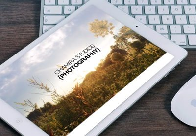 How to Create a Stunning Photography Portfolio for Your Tablet | How To