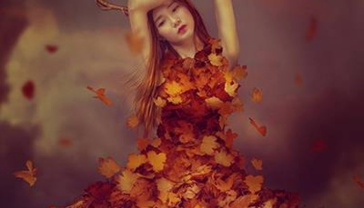 How to Create an Autumn Queen Photo Manipulation With Adobe Photoshop | How To