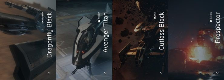star citizen free fly event spaceships