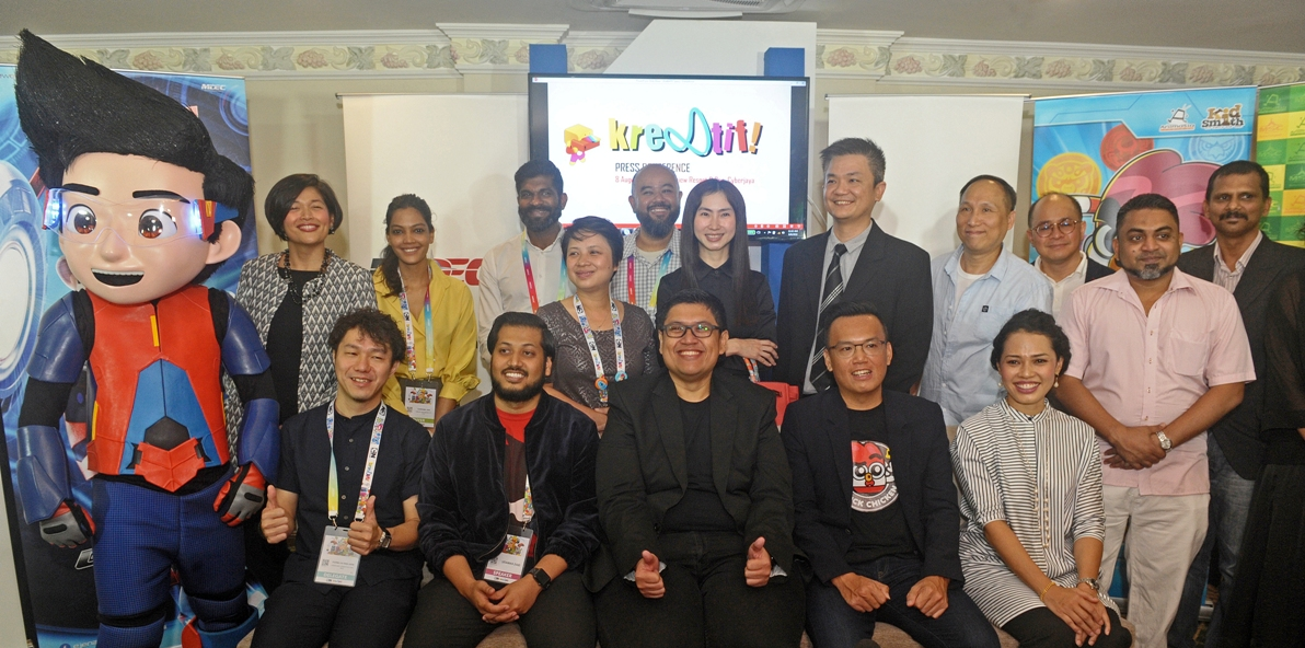 MDEC calls on local creative industry to get more Kre8tif Malaysia  Digital Asia 1