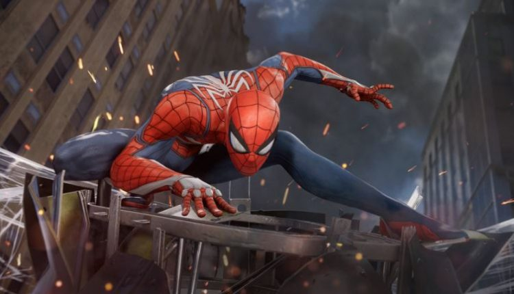Marvel's Spider-Man gets thrilling new trailer before launch | Gaming