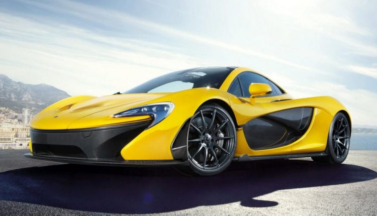 McLaren Says Its Electric Supercar Needs To Last 30 Minutes On Track | Feature