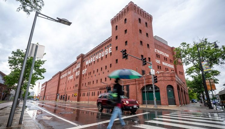 Metropolitan Storage Warehouse is potential new location for School of Architecture and Planning | Social