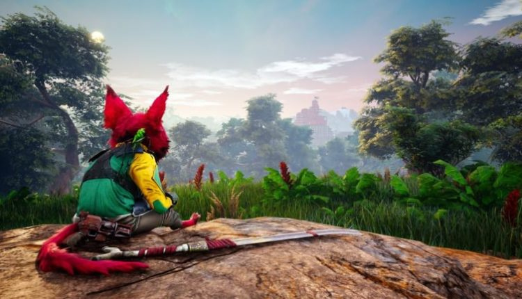 More People Should Be Talking About Biomutant   Gaming News
