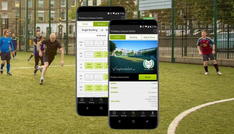 MyLocalPitch: the startup using tech to open up sports access | Industry