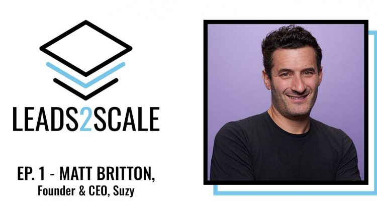 NEW PODCAST: How Matt Britton (CEO, Suzy) is Changing the Martech Landscape | Social