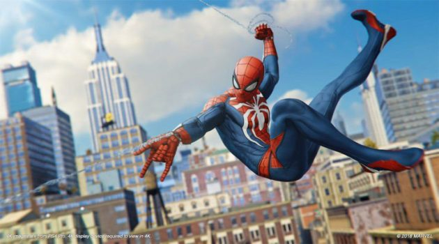 New Spider-Man PS4 4K Gameplay Released with Insomniac Commentary | Gaming