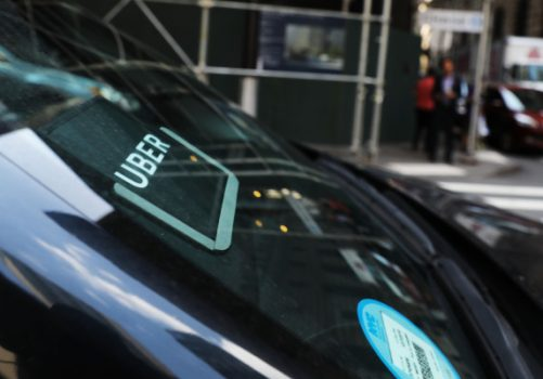 New York City Council votes to cap licenses for ride-hailing services like Uber and Lyft   Apps & Software
