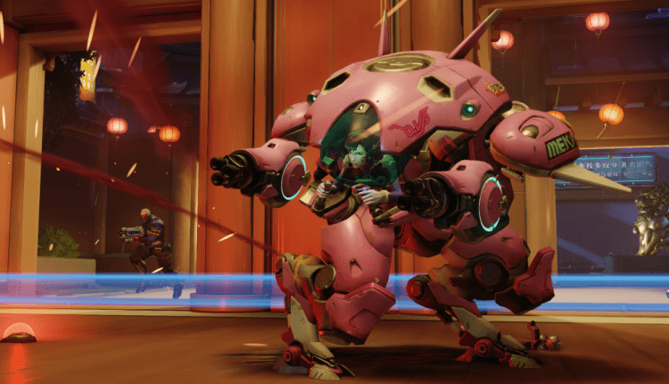 Overwatch gives South Korea some love with new map and D.Va short   Gaming News
