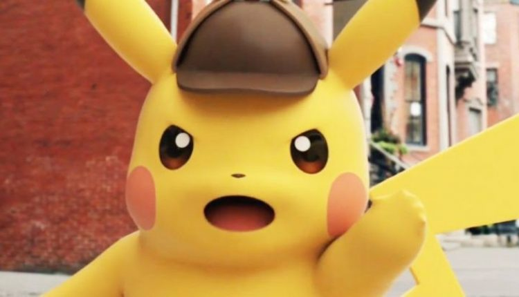 Pokemon: Detective Pikachu Movie Gets Logo, New Release Details | Gaming News