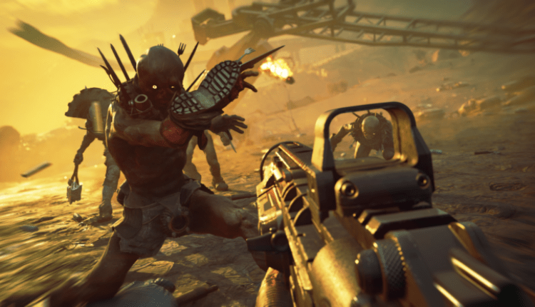 Rage 2 To Release Without Mod Support; Players Will Be Incentivized To Use Vehicles | Gaming